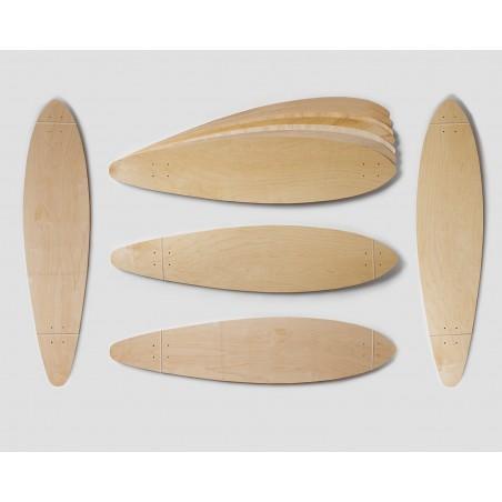 Pintail Nachschub 5 Furniersets