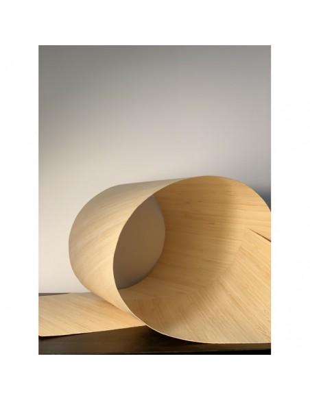 Bambou 0.5MM: pack de 6 feuilles plis croisés