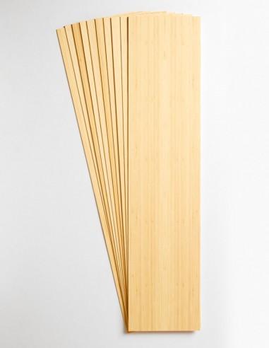 Bambusfurnier 1,6 mm