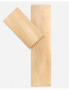 Zickzack-Oversize-Furnier