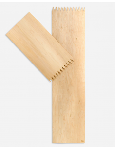 Zigzag Longboard Furnier