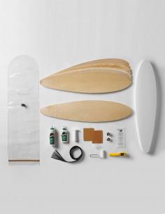 Longboard Doppelset