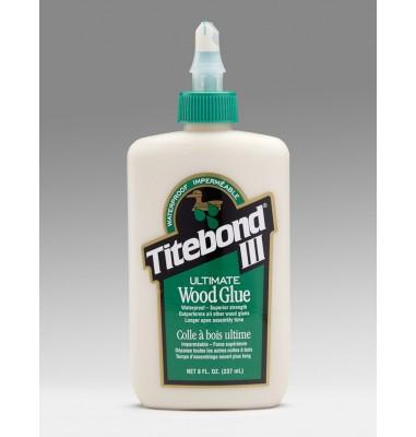 8 oz Titebond Ultimate III Glue (237 ml)