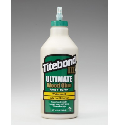 32 oz Titebond Ultimate III Holzleim...