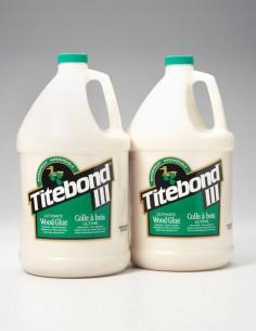2 Gallons Colle Titebond...