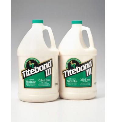 2 Gallons Titebond Ultimate III Glue...