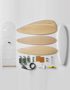 Long Board Dreierpack