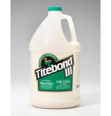 1 Gallon Titebond Ultimate III Glue...