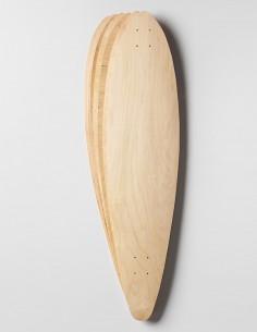 Pre-shaped Longboard veneer set