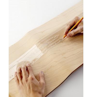 RockitRulerFlex - Longboard