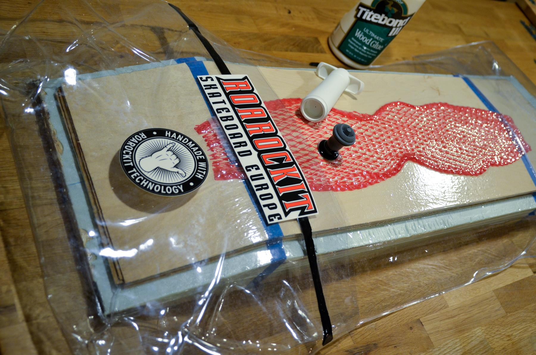 how to build your own fingerboard skatepark