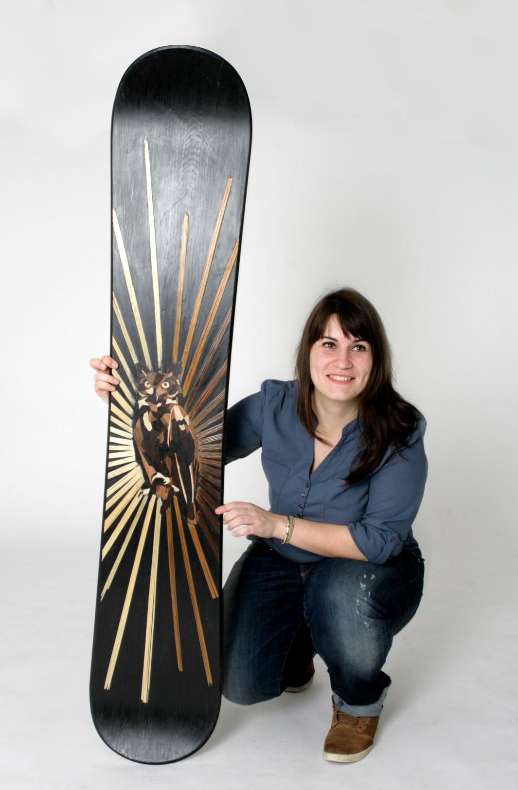 RideThe Wood – Audrey Fasquelle