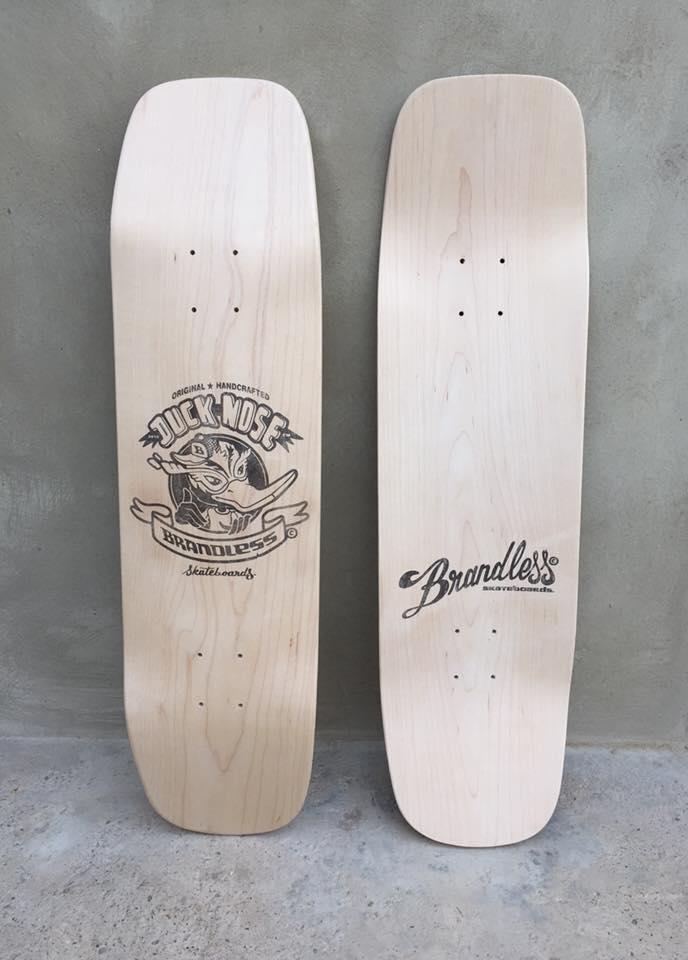Brandless Skateboards – Frederic Pugnat