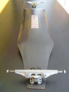 Carbon Fiber Deck