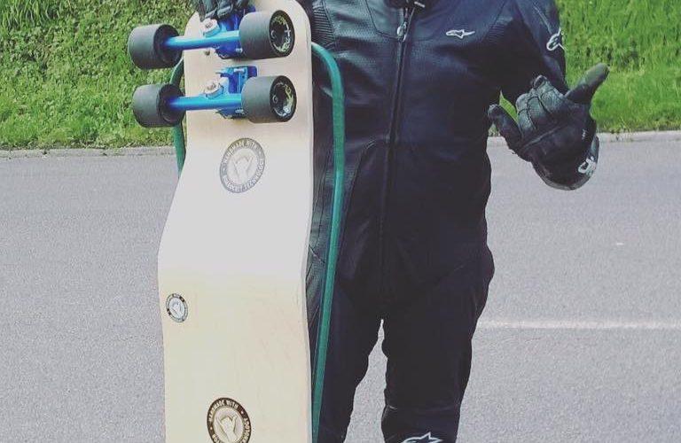 Rider Julien Fooch