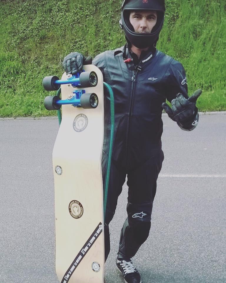 Team Luge Rider Julien Fouchard
