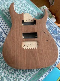 Kris Klima: Luthier Project