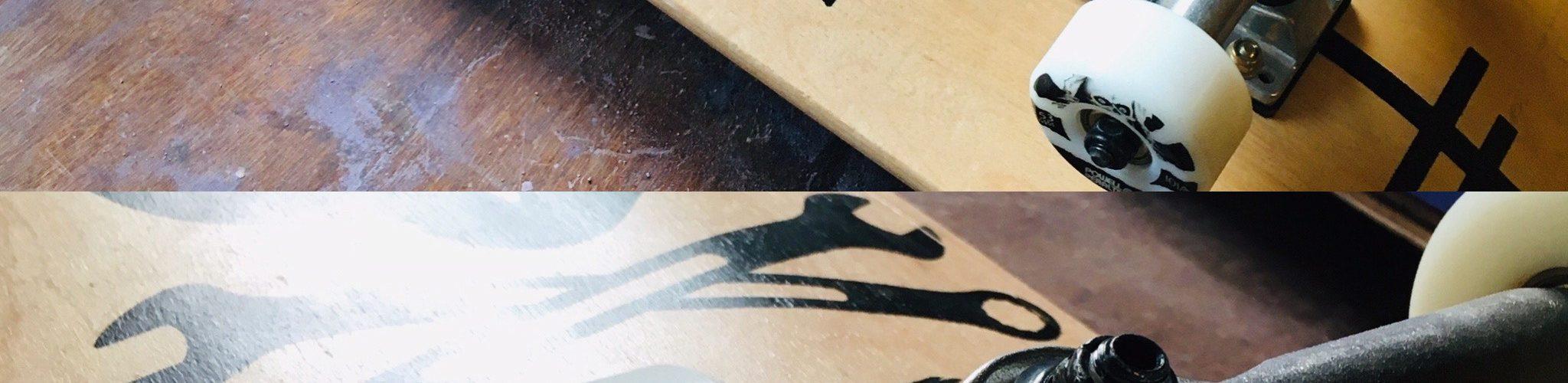artisan skateboard deck
