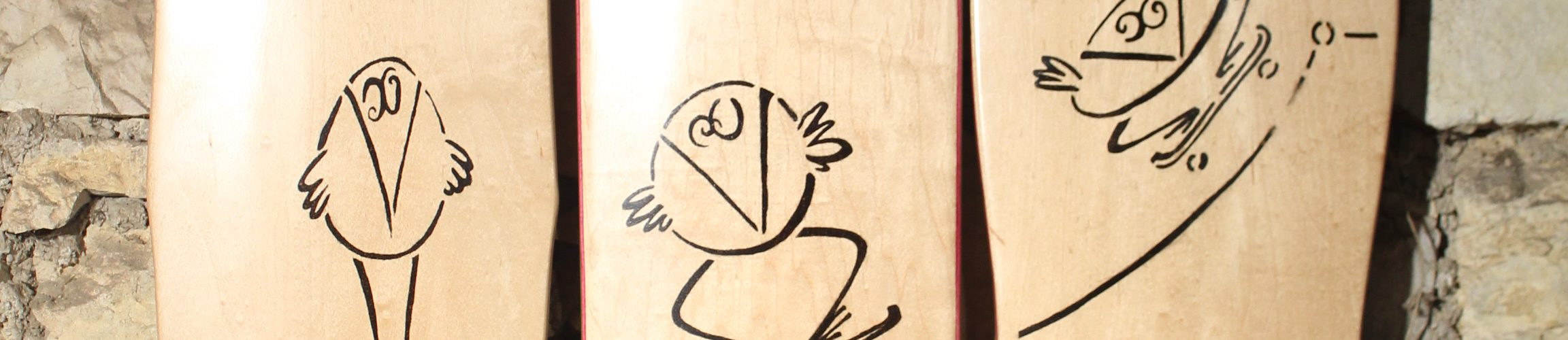 skate boarderline