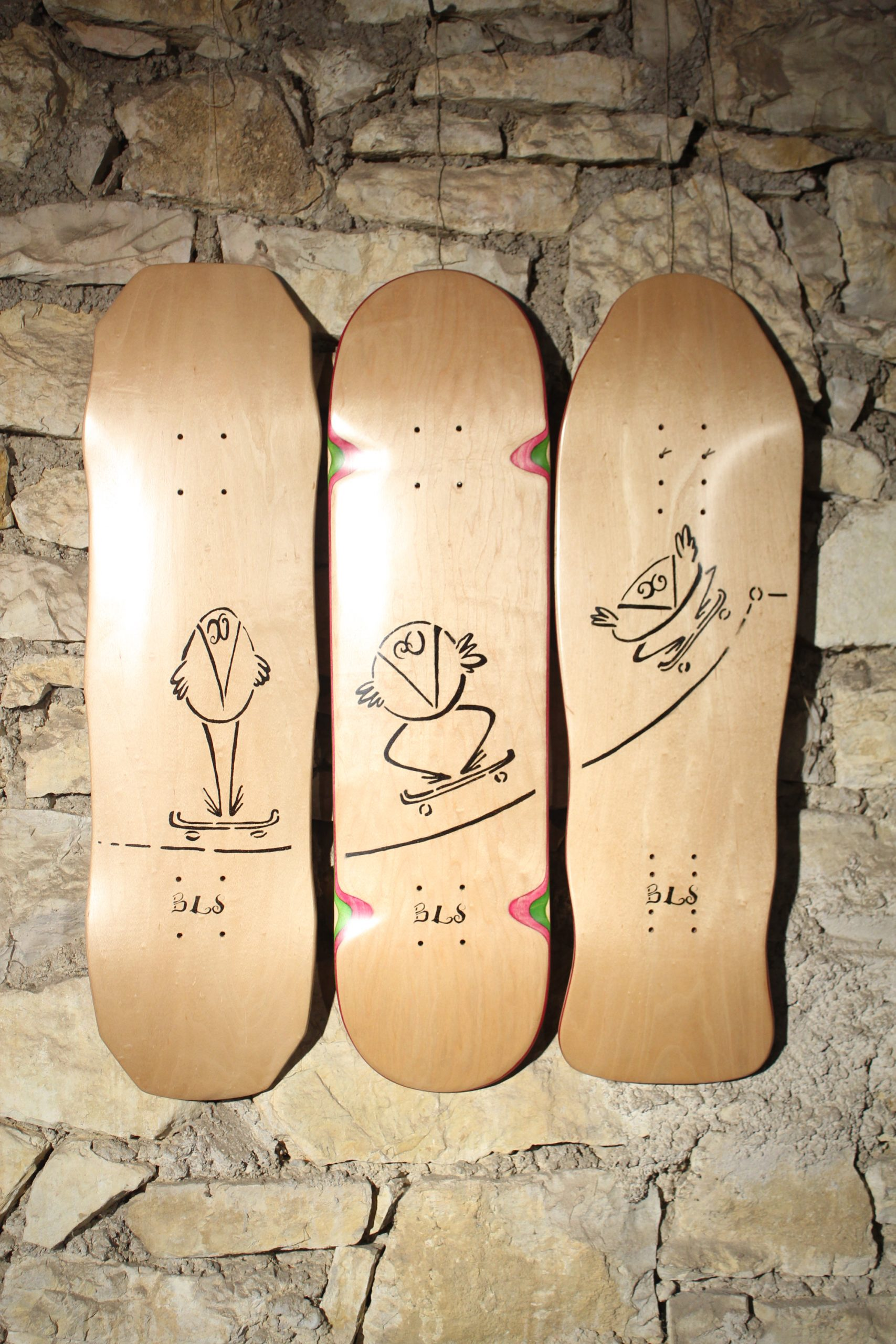 Shaper of the month – Boarder line skateboard