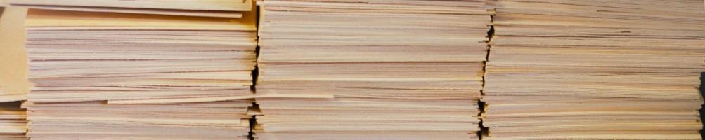 Furnier aus Kanadischem Ahorn, Bambus und Birke