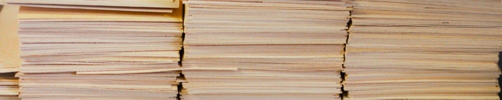Canadian maple veneer, coloured and natural, bamboo