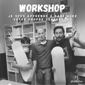 If you are in Belgium and want to build your board 🤗⠀  ⠀ 👉 2nd and 3rd of October from 14h - 17h30 @lesdebrouillards (1140 Evere) with @buildmyboard ! 🛹 ⠀ Sign up before it's too late!⠀ ⠀ #boardbuilding #workshops #funtimes #diyskateboards #atelier #skate #custom #fabriquetonskate #dreamitmakeitrideit #roarockitskateboardeurope